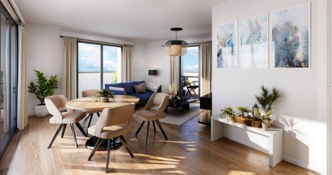 Achat / Vente programme immobilier neuf Juvisy-sur-Orge à proximité de la gare (91260) - Réf. 6226