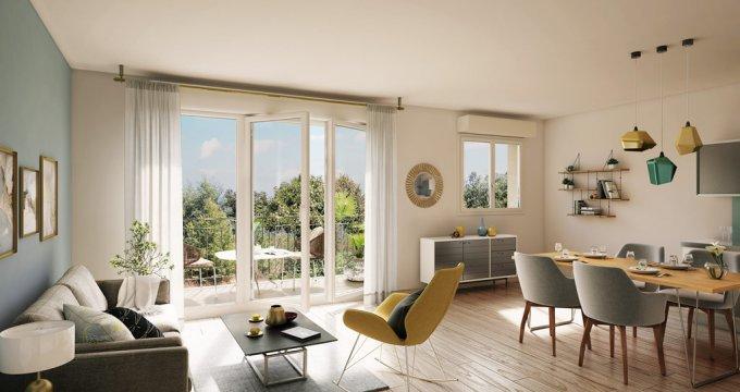 Achat / Vente programme immobilier neuf Juvisy-sur-Orge face à l'Observatoire (91260) - Réf. 2213