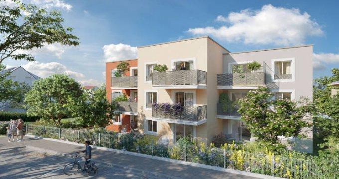 Achat / Vente programme immobilier neuf La Norville proche de toutes les commodités (91290) - Réf. 6052