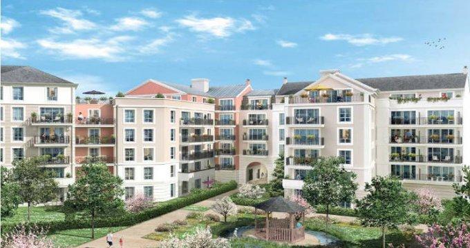 Achat / Vente programme immobilier neuf Le Blanc-Mesnil proche futur métro ligne 17 (93150) - Réf. 3043