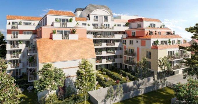 Achat / Vente programme immobilier neuf Le Blanc-Mesnil proche gare du RER B (93150) - Réf. 5572