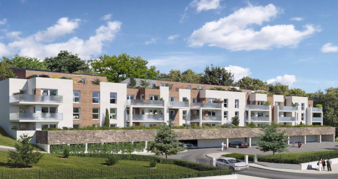 Achat / Vente programme immobilier neuf Le Mesnil-le-Roi à 20 m de la Mairie (78600) - Réf. 6031
