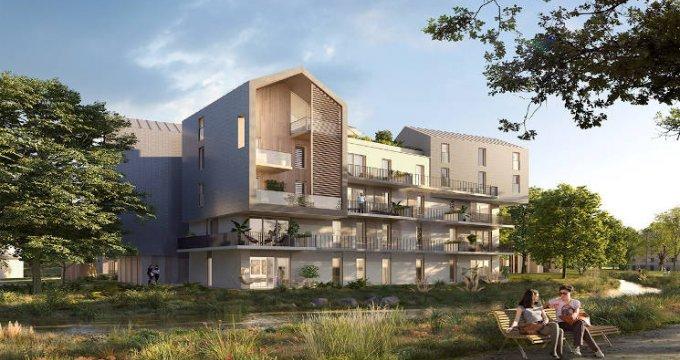 Achat / Vente programme immobilier neuf Le Vésinet proche commodités (78110) - Réf. 3926