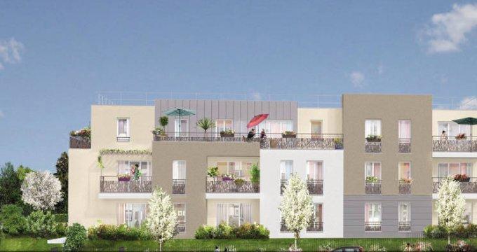Achat / Vente programme immobilier neuf Limay à 500 mètres des transports (78520) - Réf. 4433