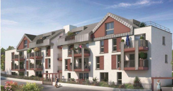 Achat / Vente programme immobilier neuf Linas proche coeur de ville (91310) - Réf. 3583