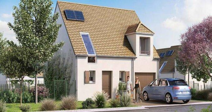 Achat / Vente programme immobilier neuf Mareil-sur-Mauldre à 550 mètres de la gare (78124) - Réf. 4697