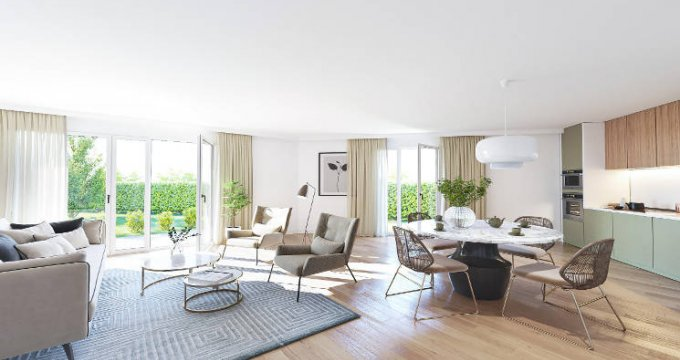 Achat / Vente programme immobilier neuf Marly-Le-Roi proche forêt domaniale de Marly (78160) - Réf. 4051