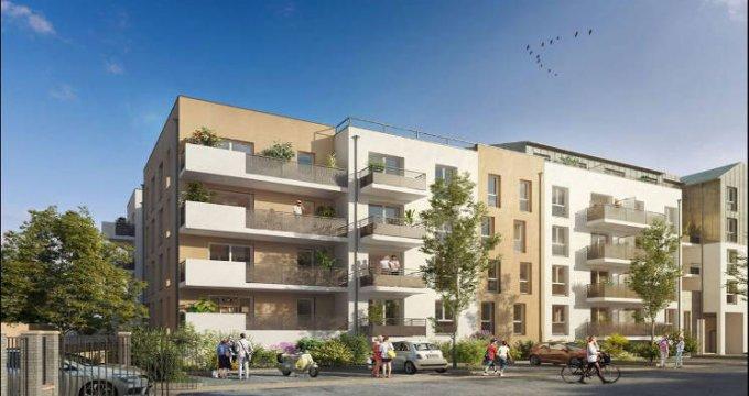 Achat / Vente programme immobilier neuf Meaux proche gare (77100) - Réf. 5006