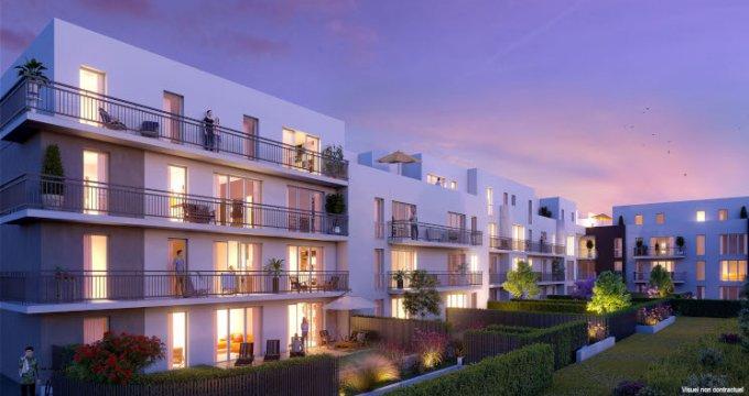 Achat / Vente programme immobilier neuf Meaux quartier centre hospitalier (77100) - Réf. 2713