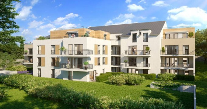 Achat / Vente programme immobilier neuf Melun proche place Saint-Jean (77000) - Réf. 4097