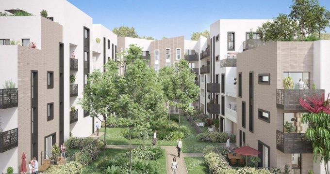 Achat / Vente programme immobilier neuf Melun proche Santépôle (77000) - Réf. 5464