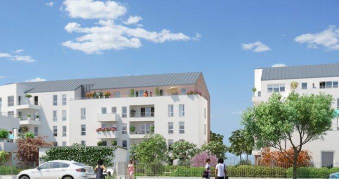 Achat / Vente programme immobilier neuf Melun quartier Woodi (77000) - Réf. 873