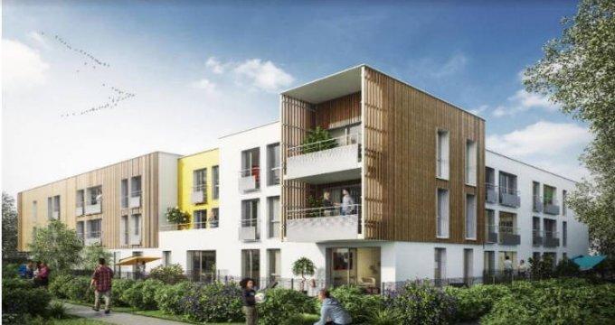 Achat / Vente programme immobilier neuf Méry-sur-Oise cœur centre-ville (95540) - Réf. 3911