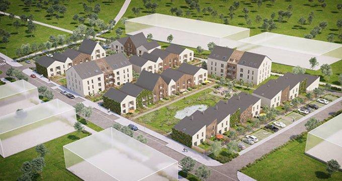 Achat / Vente programme immobilier neuf Montévrain au coeur de l'écoquartier (77144) - Réf. 4916