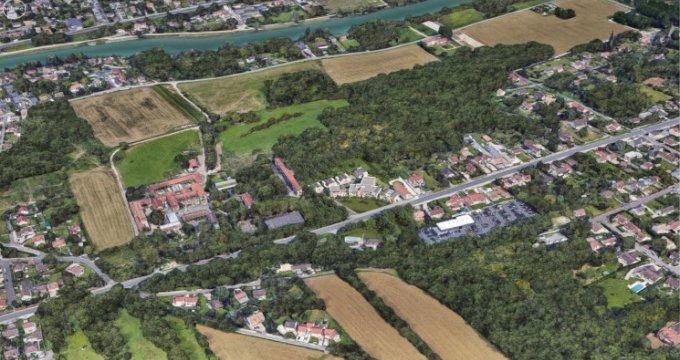 Achat / Vente programme immobilier neuf Montévrain proche bords de Marne (77144) - Réf. 5468