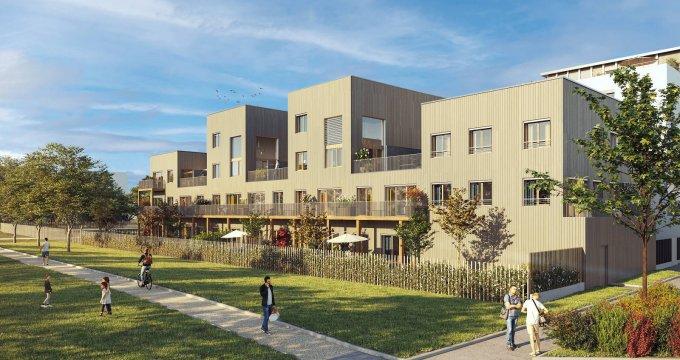 Achat / Vente programme immobilier neuf Montévrain proche RER A (77144) - Réf. 5831