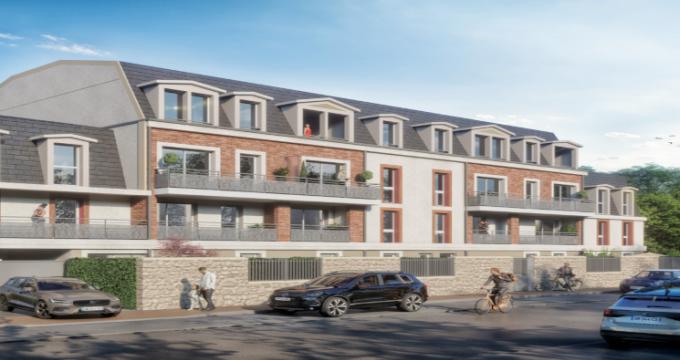 Achat / Vente programme immobilier neuf Montfermeil proche tramway ligne 4 (93370) - Réf. 5299