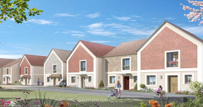 Achat / Vente programme immobilier neuf Montgeron quartier calme et résidentiel (91230) - Réf. 2850