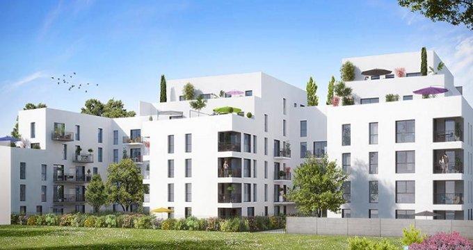 Achat / Vente programme immobilier neuf Montigny-lès-Cormeilles 300 mètres RER C (95370) - Réf. 1816