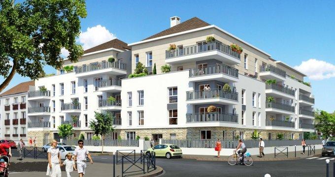 Achat / Vente programme immobilier neuf Montmagny centre-ville (95360) - Réf. 1702
