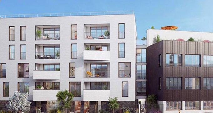 Achat / Vente programme immobilier neuf Montreuil proche de Paris (93100) - Réf. 2195
