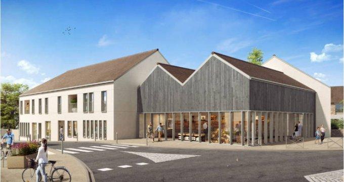 Achat / Vente programme immobilier neuf Morainvilliers proche centre (78630) - Réf. 5059