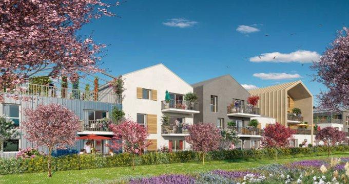 Achat / Vente programme immobilier neuf Morangis proche Parc Champagne (91420) - Réf. 5938