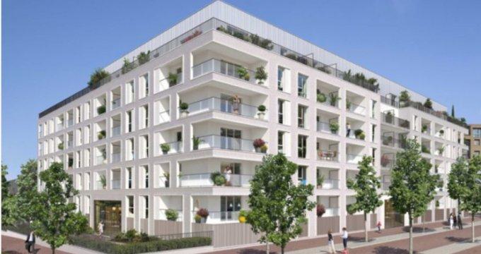 Achat / Vente programme immobilier neuf Noisiel quartier Luzard (77186) - Réf. 3565