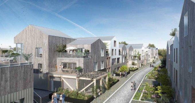 Achat / Vente programme immobilier neuf Noisy-le-Grand au bord de la Marne (93160) - Réf. 5202