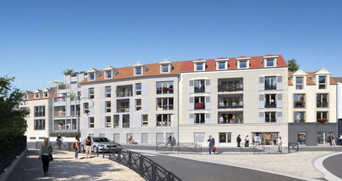 Achat / Vente programme immobilier neuf Osny proche centre-ville et gare (95520) - Réf. 2856
