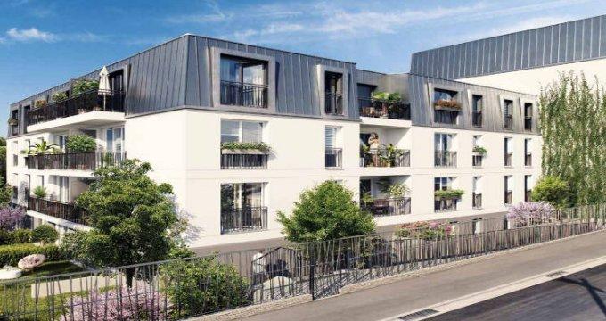 Achat / Vente programme immobilier neuf Paray-Vieille-Poste proche gare RER C et D (91550) - Réf. 5217