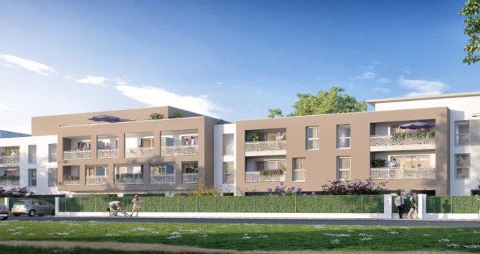 Achat / Vente programme immobilier neuf Persan face bords de l'Oise (95340) - Réf. 2862