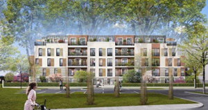 Achat / Vente programme immobilier neuf Plaisir proche de la gare (78370) - Réf. 3350
