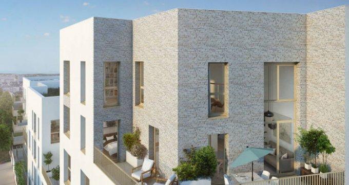 Achat / Vente programme immobilier neuf Poissy à 5 minutes à pied du centre (78300) - Réf. 4282