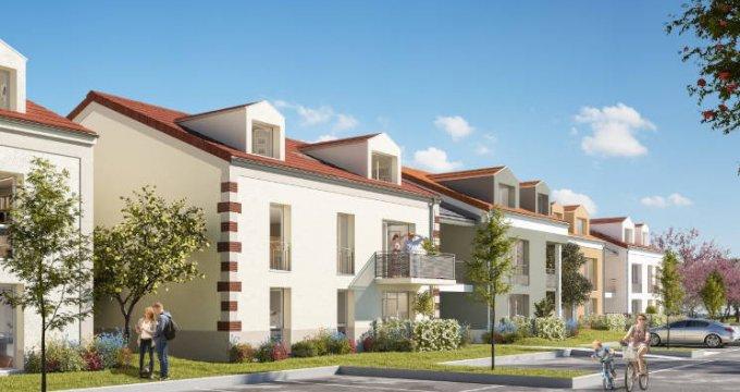 Achat / Vente programme immobilier neuf Pontault-Combault proche centre commercial (77340) - Réf. 5771