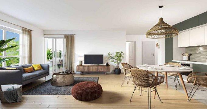 Achat / Vente programme immobilier neuf Pontault-Combault proche commodités (77340) - Réf. 4402