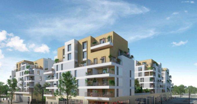 Achat / Vente programme immobilier neuf Rueil-Malmaison à 350 mètres de la future ligne 15 (92500) - Réf. 3391