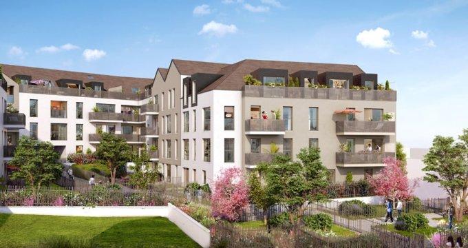 Achat / Vente programme immobilier neuf Saint-Arnoult-en-Yaux portes de Paris velines (78730) - Réf. 2353