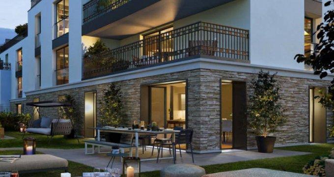 Achat / Vente programme immobilier neuf Saint-Cloud proche Parc St-Cloud (92210) - Réf. 4825