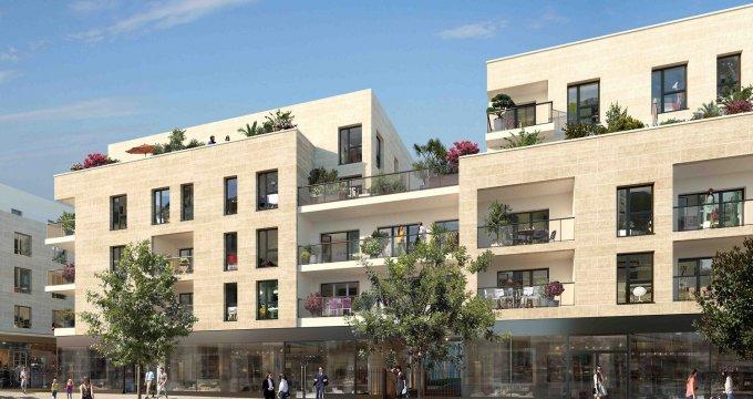 Achat / Vente programme immobilier neuf Saint-Maur-des-Fossés quartier Varenne-Saint-Hilaire (94100) - Réf. 3696