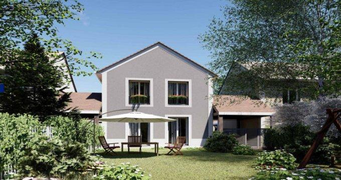Achat / Vente programme immobilier neuf Saint-Witz proche centre-ville (95470) - Réf. 4531