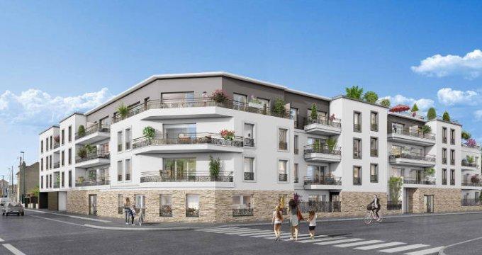 Achat / Vente programme immobilier neuf Sannois à 200 mètres gare transilien ligne J (95110) - Réf. 6017