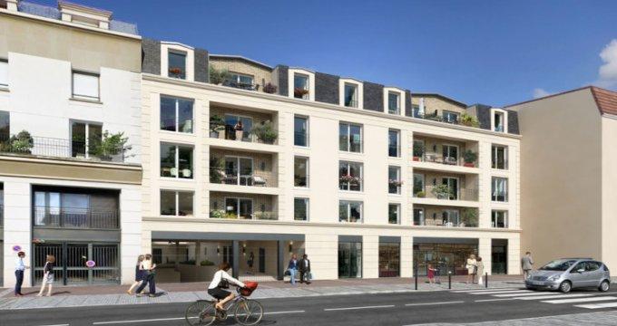 Achat / Vente programme immobilier neuf Sartrouville à 7 minutes de la gare (78500) - Réf. 5397
