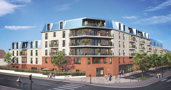 Achat / Vente programme immobilier neuf Sartrouville proche des écoles (78500) - Réf. 3946