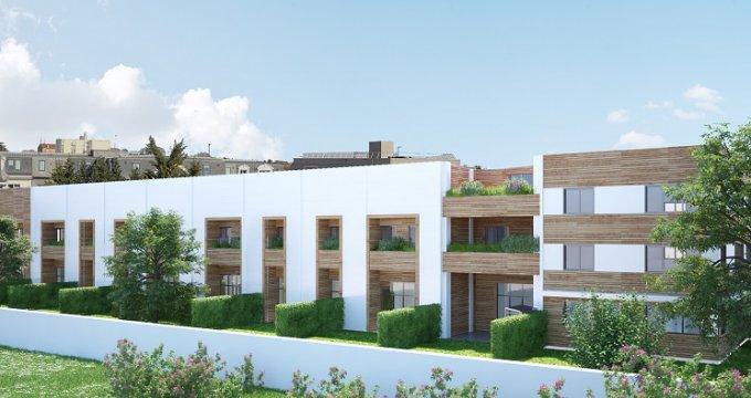 Achat / Vente programme immobilier neuf Sartrouville proche RER A (78500) - Réf. 3897