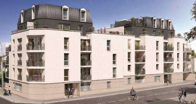 Achat / Vente programme immobilier neuf Savigny-sur-Orge quartier résidentiel proche écoles (91600) - Réf. 4535