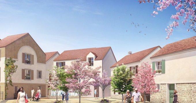 Achat / Vente programme immobilier neuf Servon Plein centre (77170) - Réf. 1614