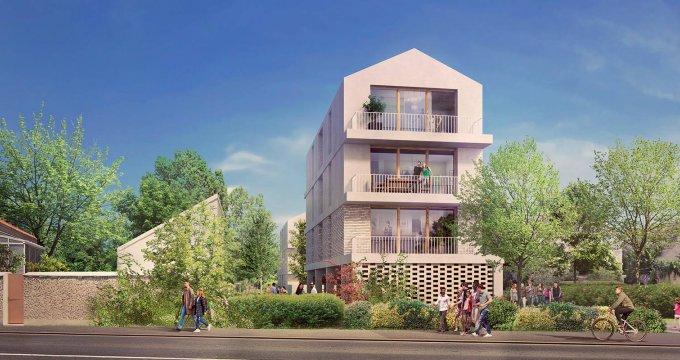 Achat / Vente programme immobilier neuf Ste-Geneviève-des-Bois proche centre-ville (91700) - Réf. 6131