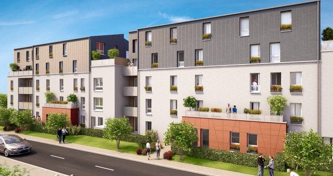 Achat / Vente programme immobilier neuf Sucy-en-Brie proche parc Morbras (94370) - Réf. 2174