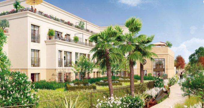 Achat / Vente programme immobilier neuf Thiais proche place de la Mairie (94320) - Réf. 4833
